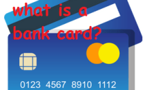 what is a bank card?